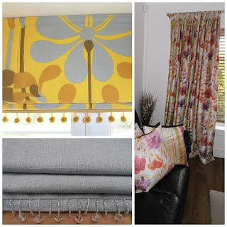 images of Jaya Interior curtains and vintage fabricx